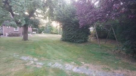 Tuinonderhoud grasmaaien en bosmaaien tuin netjes maken
